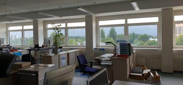 Sonnenschutzfolie für Fenster