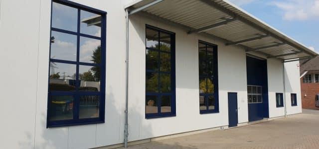 Fensterfolien für Unternehmen